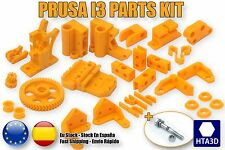 Kit Prusa i3 3D printer Proteinas Reprap Printed parts Proteins Hobbed DIY