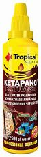 KETAPANG EXTRACT BLACK TAP WATER CONDITIONER TROPICAL  AQUARIUM FISH TANK