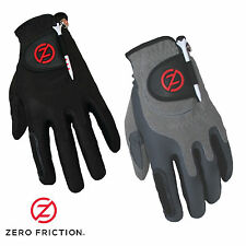 ZERO FRICTION STORM COMPRESSION FIT MENS  PAIR ALL WEATHER GLOVES ONE SIZE