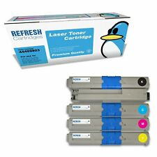 REMANUFACTURED OKI 44469 LASER PRINTER TONER CARTRIDGES SINGLE OR MULTI PACK