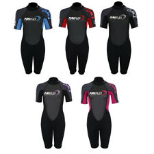 Two Bare Feet Womens PUREFLEX Shorty Wetsuit Scuba Surf Diving
