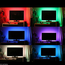 "TV SMD LED BELEUCHTUNG MULTICOLOR RAINBOW RGB 40"" 42"" 46"" 50"" 52"" 32"""
