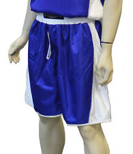 SMAI Amateur Boxing Trunks Competition Shorts Reversible Boxer Red Blue
