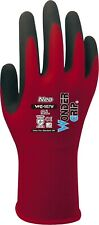 Wonder Grip Gloves WG-1857 NEO Breathable Nitrile Palm Coated Safety Gloves