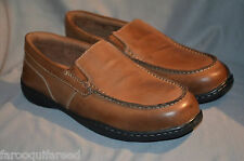 Rockport Slip On Shoes For Men Genuine Leather Export Surplus Best Quality Cheap