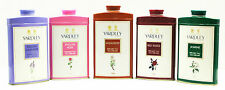 YARDLEY LONDON PERFUMED TALC CHOOSE FROM JASMINE, RED ROSES, ENGLISH ROSE.....