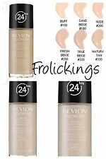 REVLON Colorstay Hrs 24 Make up Foundation 30ml Combination / Oily Normal / Dry