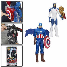 MARVEL AVENGERS TITAN HERO LIGHT UP SERIES 12 INCH ACTION FIGURES / HASBRO / 4+