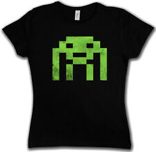 Alien Invader TBBT TV Camiseta chica - The Big Bang Space Theory - talla XS-XXL