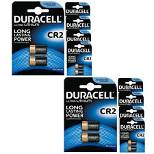 10/20 x Duracell CR2 Ultra Lithium Photo Battery 3v DLCR2 ELCR2 Camera Security