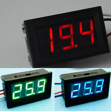 "0.56"" DC 0-30V LED Mini Digital Voltmeter Spannungsanzeige Panel Accurate Meter"