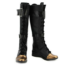 League of legends Caitlyn The Sheriff of Piltover  Cosplay Shoes Chaussures