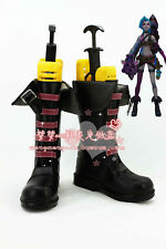 League of legends Jinx  Cosplay Shoes Chaussures