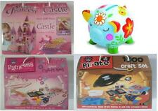Kids Creative Toys Crafts Build Paint Create It Yourself Sets Children NEW 3+