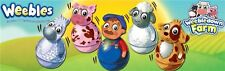 Weebledown Farm Weebles Figure and Base - NEW