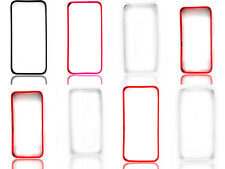Ultra Thin Aluminium Bumper Metal Case Cover with lock For Apple iPhone 5 5g 5gs