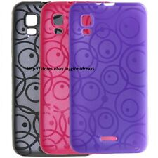For Micromax Canvas Doodle 3 A102 Designer Soft Silicon Back Cover Case Pouch