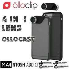 Olloclip 4-In-1 Lens + Case For iPhone 6//6s/Plus Macro Fisheye Wide-Angle