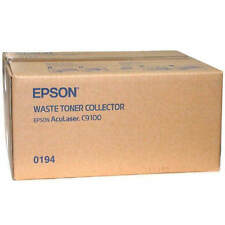 GENUINE EPSON C13S050194 / S050194 WASTE TONER COLLECTOR FOR ACULASER C9100