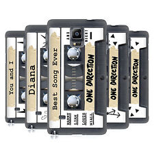 OFFICIAL 1D CASSETTES MIDNIGHT MEMORIES CASE FOR SAMSUNG GALAXY NOTE 4