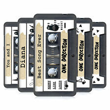 OFFICIAL ONE DIRECTION CASSETTES MIDNIGHT MEMORIES CASE FOR MICROSOFT LUMIA 640