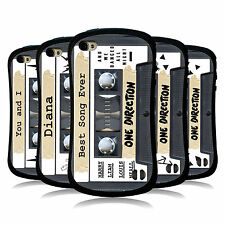 OFFICIAL 1D CASSETTES MIDNIGHT MEMORIES HYBRID CASE FOR APPLE iPHONE 4