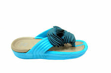 FASHION BRANDED CASUAL FLIP FLOP IN BLUE BEIGE COLORS MRP 499 30% DISCOUNT 349