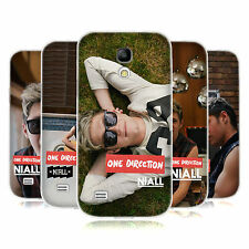 OFFICIAL 1D NIALL HORAN PHOTO GEL CASE FOR SAMSUNG GALAXY S4 MINI DUOS I9192