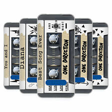 OFFICIAL ONE DIRECTION CASSETTES MIDNIGHT MEMORIES SOFT GEL CASE FOR NOKIA 301