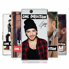 OFFICIAL 1D LIAM PAYNE PHOTO SOFT GEL CASE FOR SONY XPERIA Z ULTRA C6802