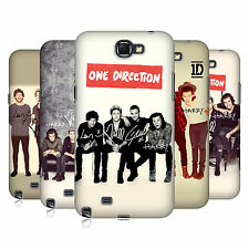OFFICIAL ONE DIRECTION GROUP AUTOGRAPH CASE FOR SAMSUNG GALAXY NOTE 2 II N7100