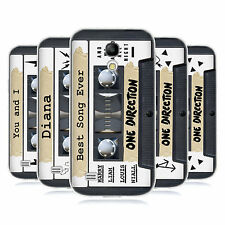 OFFICIAL 1D CASSETTES SOFT GEL CASE FOR SAMSUNG GALAXY S4 MINI DUOS I9192