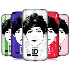 OFFICIAL 1D GRAPHIC FACES LOUIS CASE FOR SAMSUNG GALAXY S4 MINI DUOS I9192