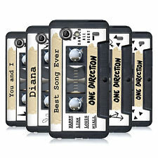 OFFICIAL 1D CASSETTES HARD BACK CASE FOR SAMSUNG GALAXY S ADVANCE I9070