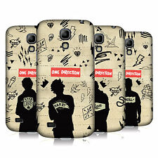 OFFICIAL ONE DIRECTION SILHOUETTES CASE FOR SAMSUNG GALAXY S4 MINI DUOS I9192