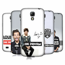 OFFICIAL ONE DIRECTION 1D LOUIS PHOTO CASE FOR SAMSUNG GALAXY S4 MINI DUOS I9192