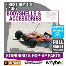 HPI FIRESTORM 10T 2.4GHz [Body Shells] Genuine HPi 1/10 R/C Scale!