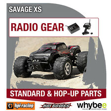 HPI SAVAGE XS [Radio Gear] Genuine HPi Racing R/C Standard & Hop-Up Parts!