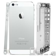 ALLOY METAL REPLACEMENT BATTERY HOUSING BACK COVER CASE FOR IPHONE 5 WITH TOOLS