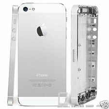ALLOY METAL REPLACEMENT BACK BATTERY HOUSING COVER CASE FOR IPHONE 5S WITH TOOLS