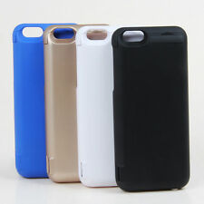 7000mAh External Battery Charger Rechargeable Power Bank Case Cover For iPhone 6
