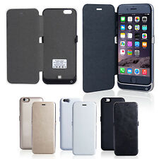 """Portable External Battery Backup Power Bank Charger Case Cover For iPhone 6 4.7"""""""