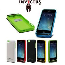 iPhone 5 5S 5C Portable External Power Bank Battery Charger Charging Case Apple