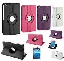 360 Rotating Leather Case Cover For Samsung Galaxy Tab 3 8.0 T310 T311 T315 + SP
