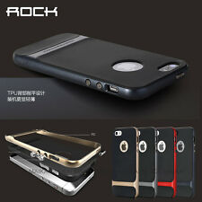 Genuine ROCK Royce Ultraslim Hybrid Shockproof Case Cover Bumper for iPhone 5 5S