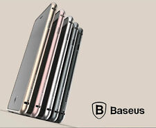 Baseus Arc Ultra-thin Aircraft Aluminium Metal Bumper Frame Case for iPhone 6