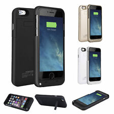 3200mAh External Battery Case Charger Charging Cover Backup For iPhone 6 4.7""