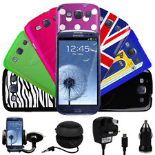 CHOOSE ALL ACCESSORIES YOU NEED FOR SAMSUNG GALAXY S3 SIII i9300 MOBILE PHONE