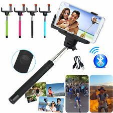 Remote Wireless Bluetooth Mobile Phone Monopod Selfie Stick for iOS Android