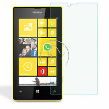 CLEAR LCD SCREEN PROTECTOR GUARD FILM SKIN FOR NOKIA LUMIA 520
